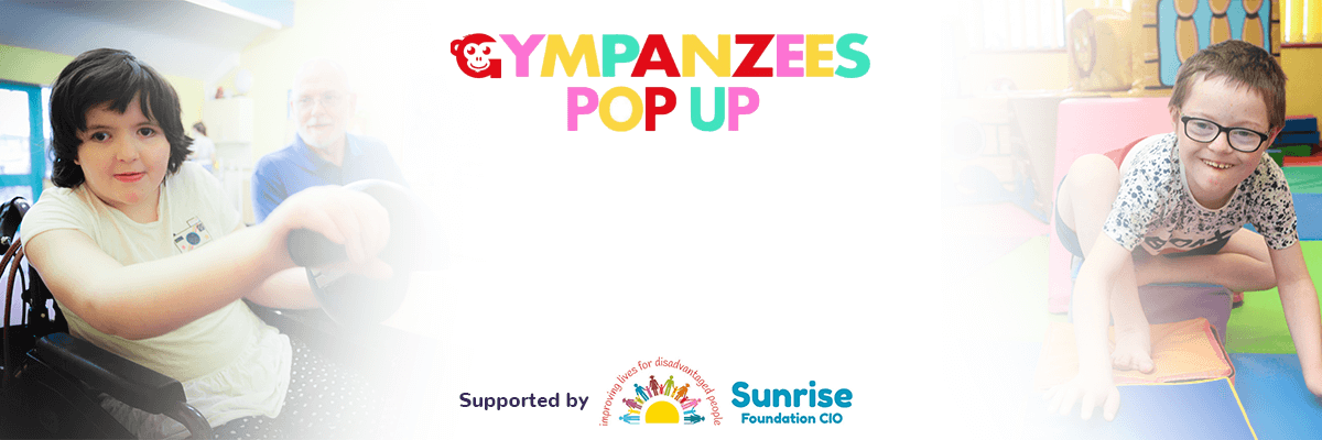 Gympanzees pop up
