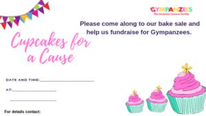 invitation to a bake sale