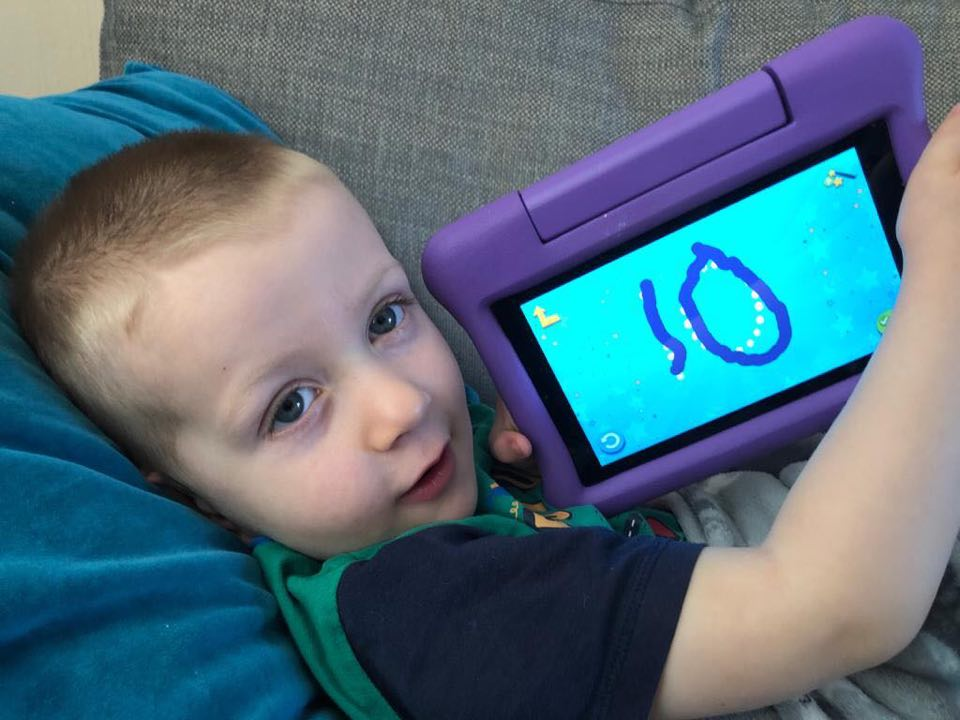 fine motor apps on the ipad for children with sensory processing disorders