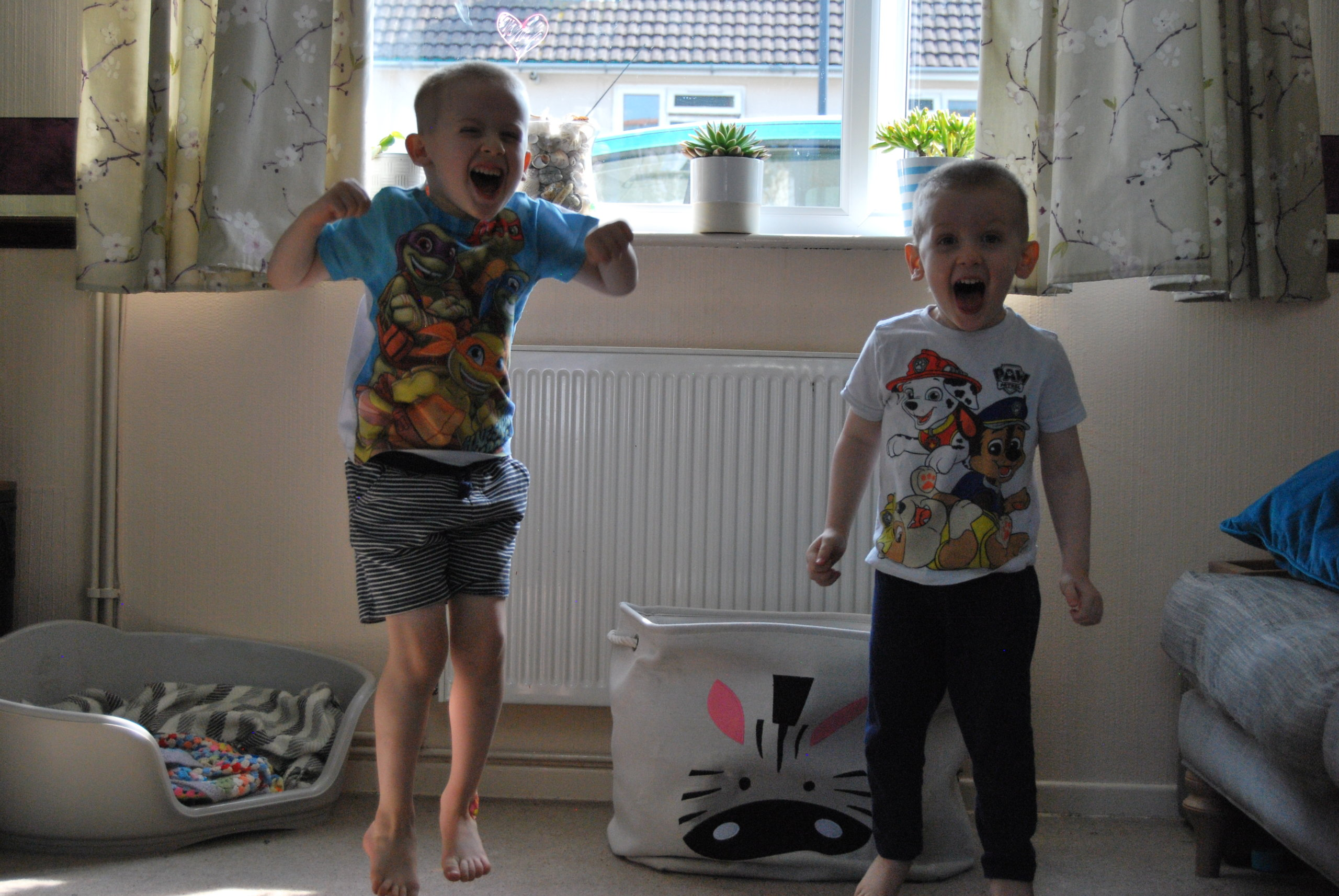 Whole body exercises for children and young people with disabilities