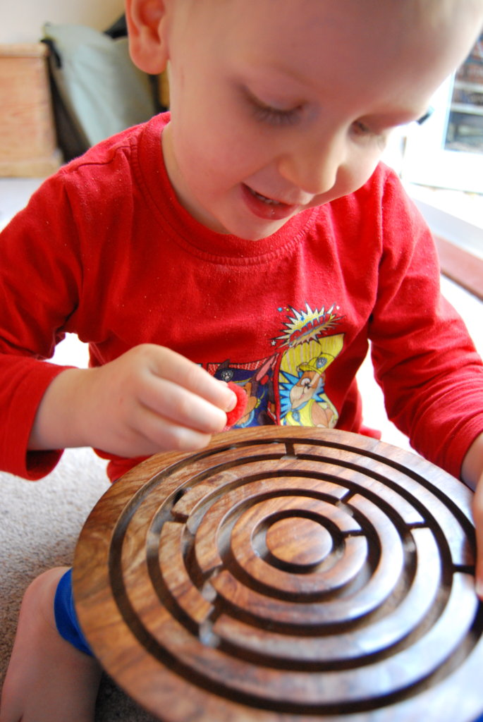 Hand Eye Coordination activities for children with disabilities