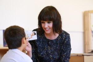communication for cerebral palsy