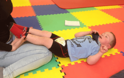adapted floor workouts for cerebral palsy