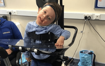 cerebral palsy low tone and hypotonia