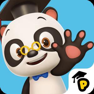 Dr Panda Series fine motor skills app