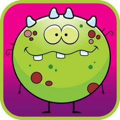 Whizzy Kids app for fine motor development and independent living