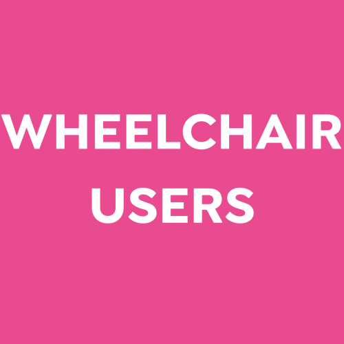 Exercise and play ideas for wheelchair users