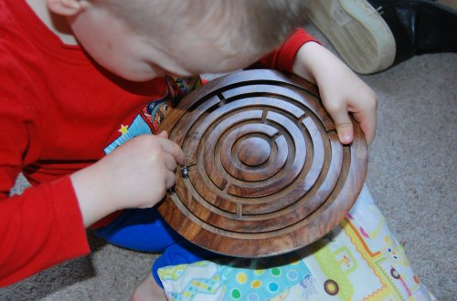 Hand eye coordination activities for disabled children who are mobile with learning difficulties